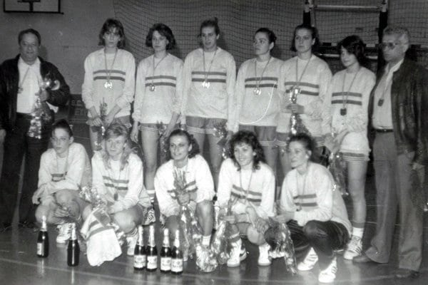 Campioane 1988.