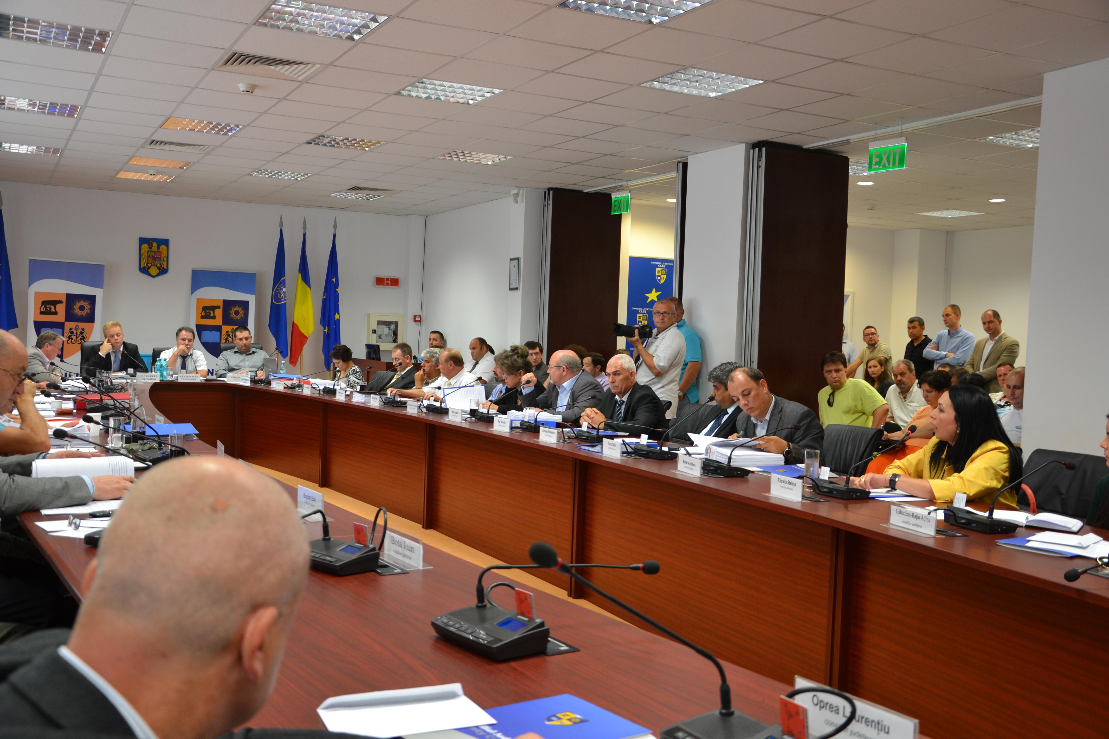 Consliul Judetean Cluj