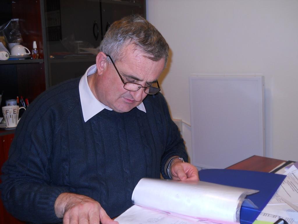 economist Liviu Lazea