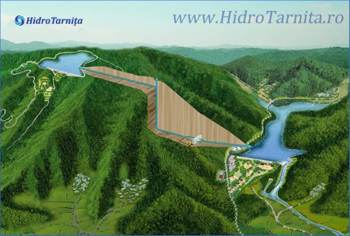 hidrocentrala tarnita-lapustesti