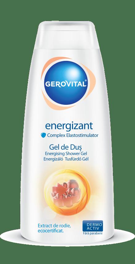 Gerovital gel dus energizant (Small)