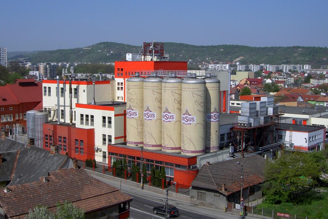 fabricile clujului ursus