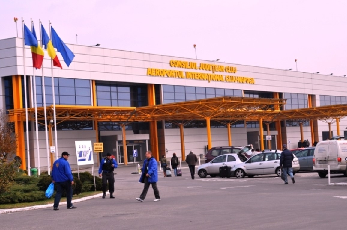 aeroportul international