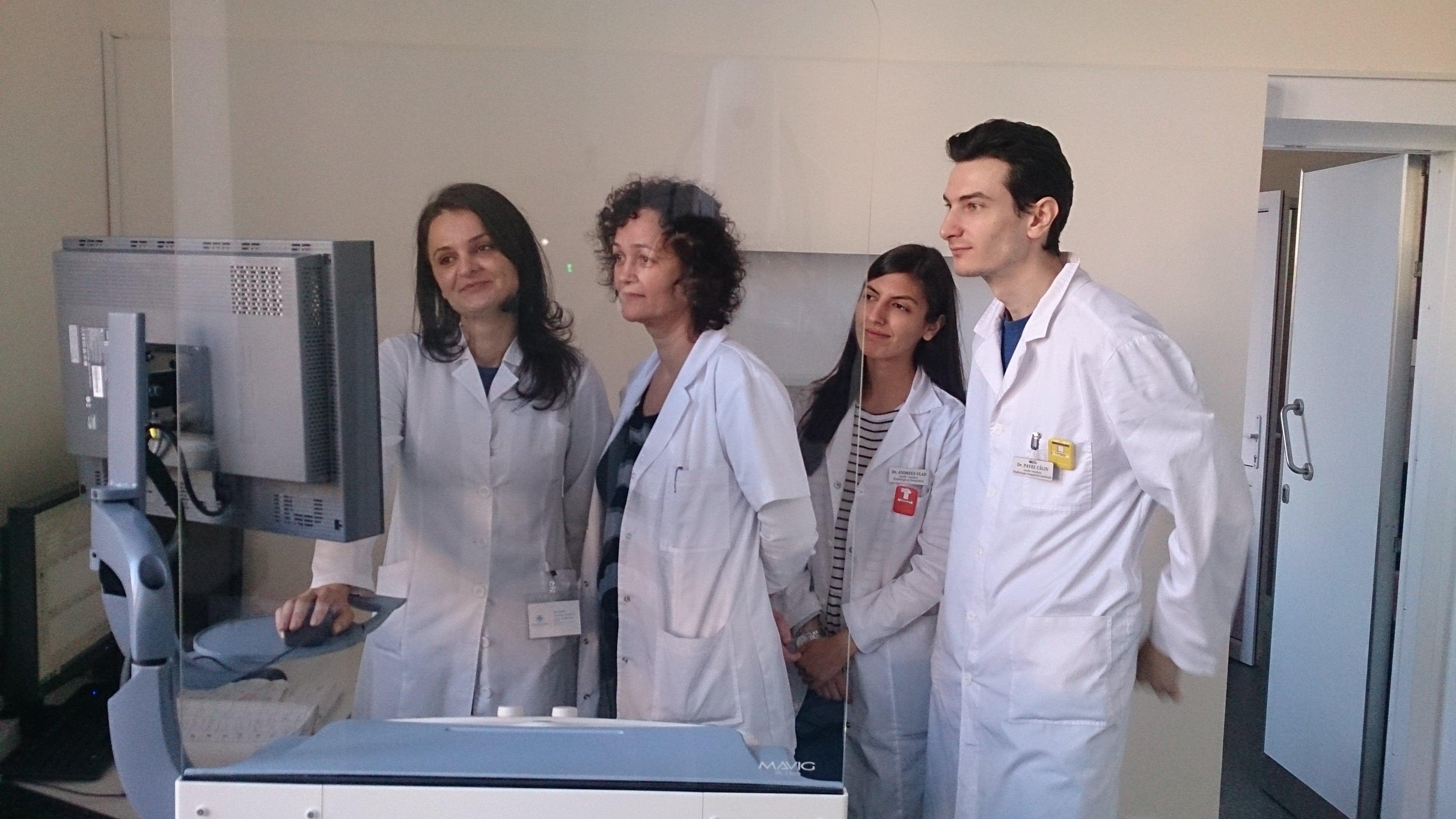 Mamograf ultraperformant