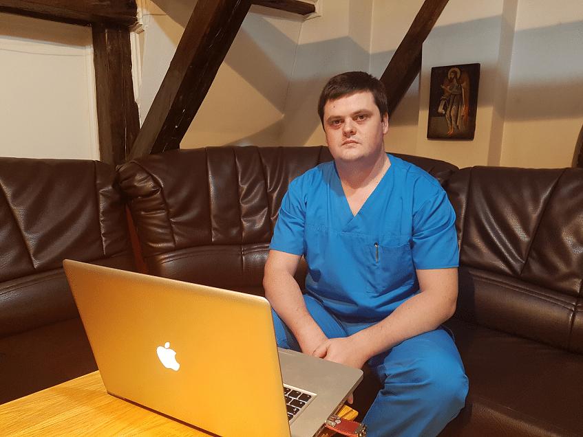doctor Marcel Rad