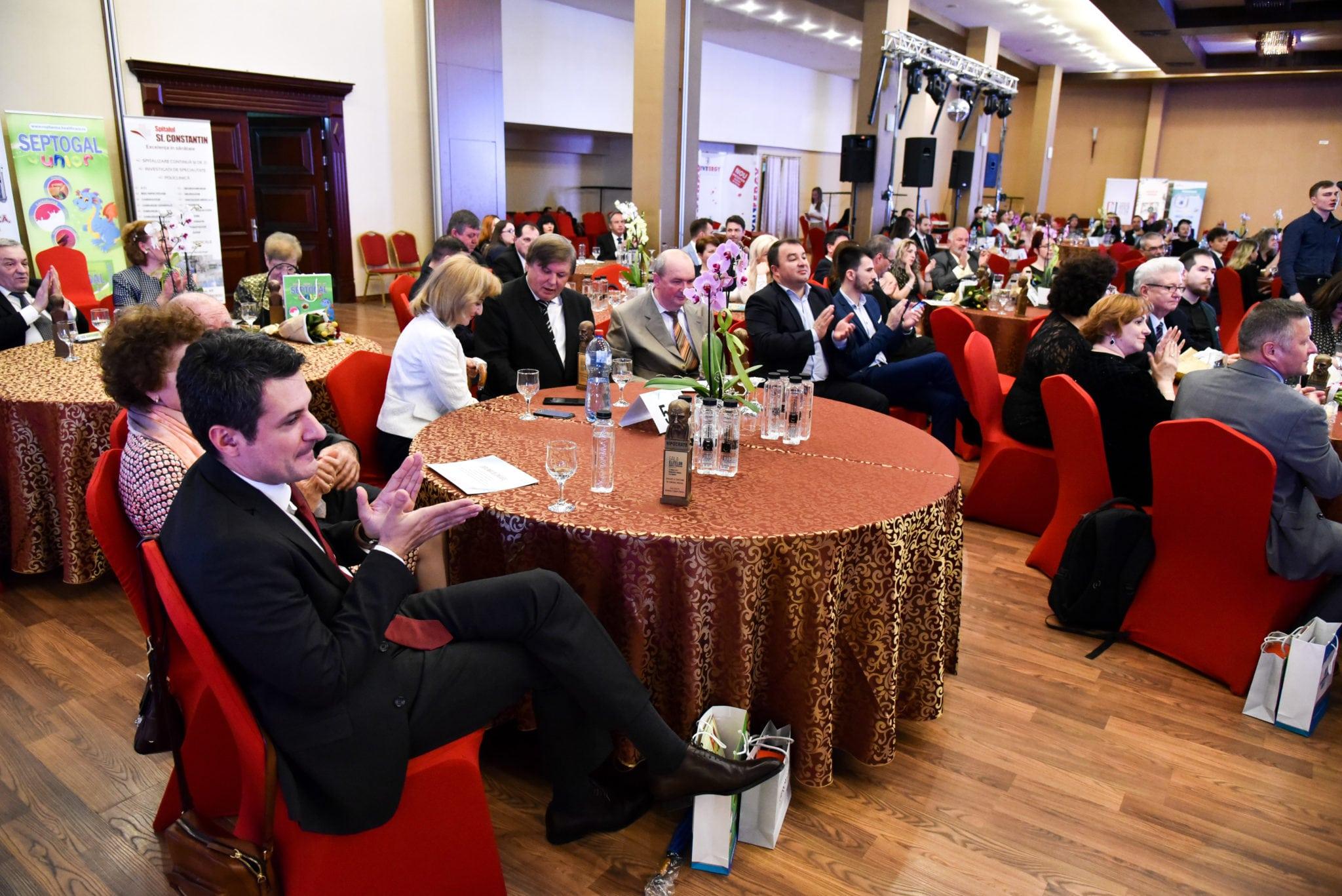 Gala Elitelor Medicale Transilvane