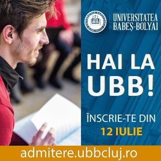 Admitere UBB 2017