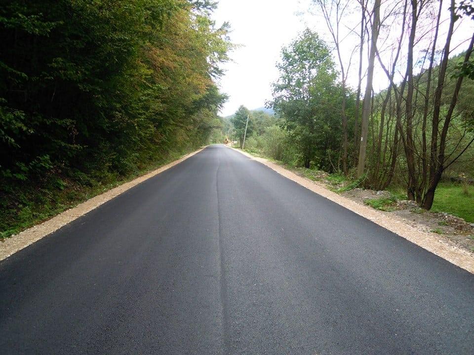 420 km de drumuri