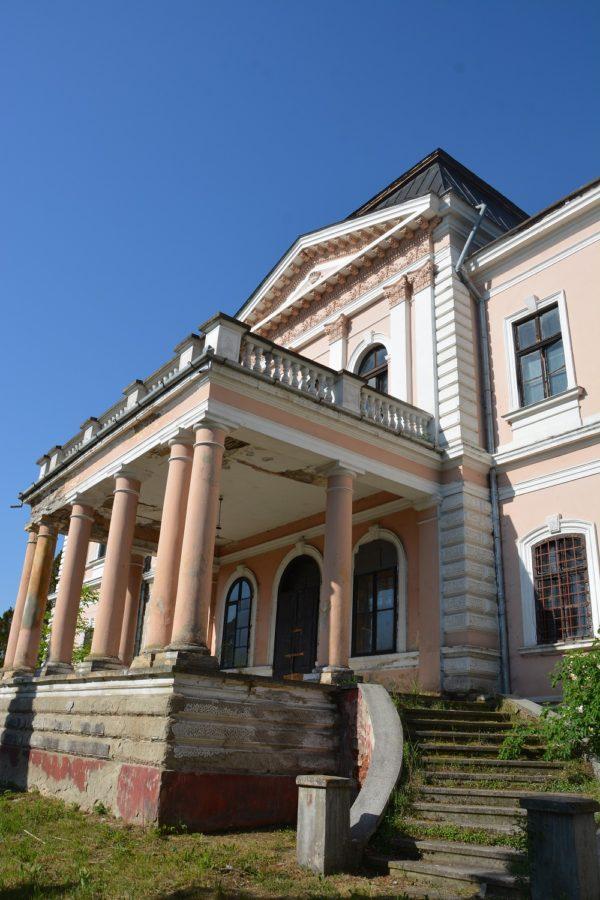 Castelul Bánff Rascruci