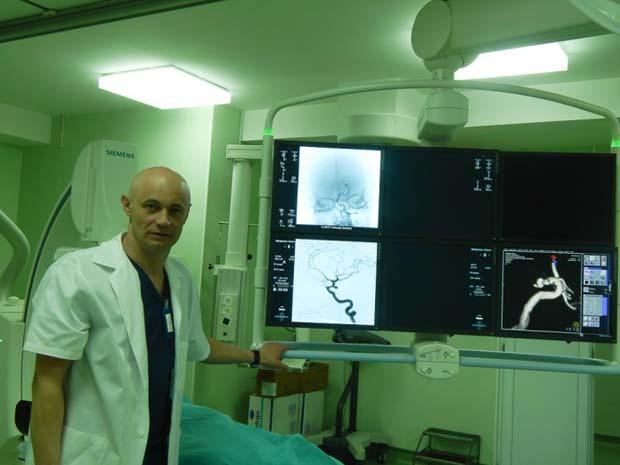 Radiologia intervențională