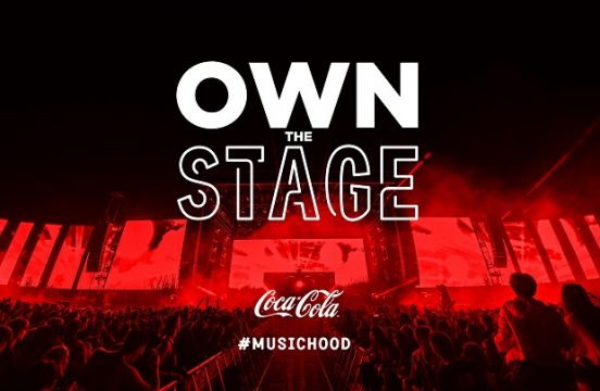 own the stage
