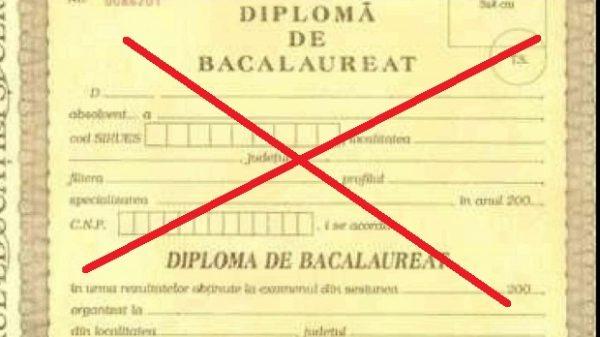 student fără diplomă de BAC