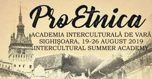 Academia de Vară Interculturală ProEtnica
