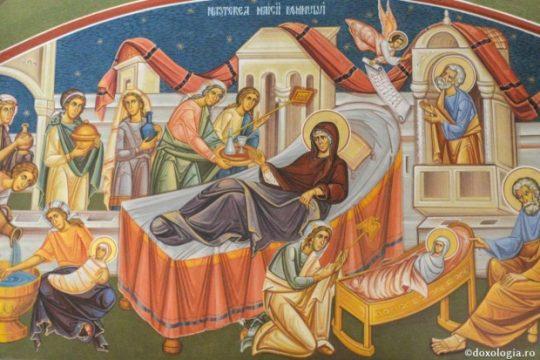 Praznicul Nașterii Maicii Domnului