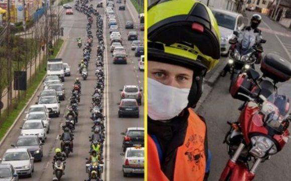 motociclisti voluntari cluj