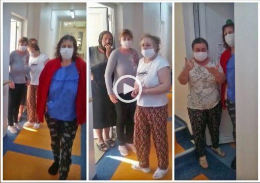 Revoltă la spitalul din Suceava