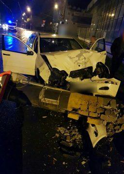 Cluj - ACCIDENT GRAV pe strada Oaşului