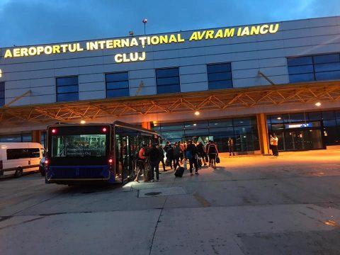Aeroportul International Avram Iancu Cluj