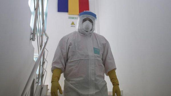 Medic cu coronavirus la Spitalul Penitenciar Dej