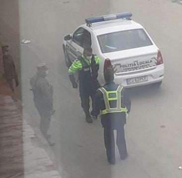 Bărbat din Florești cercetat penal pentru ultraj