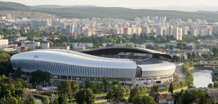 S-a redeschis pista de atletism de la stadionul Cluj Arena. Reguli stricte pentru cei care doresc să facă sport