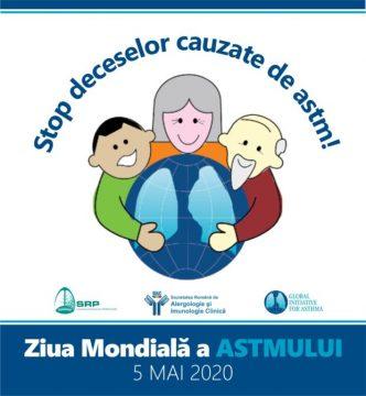 Ziua Mondială a Astmului - STOP deceselor cauzate de astm!