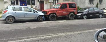 Rupt de beat si fara permis, un barbat din Rugasesti a provocat un accident in Nasaud, apoi a fugit