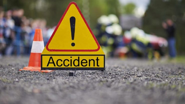 Accident între localitatea Jucu Herghelie și Cluj-Napoca. Un bărbat de 76 de ani a intrat cu mașina într-o coliziune cu alt autoturism pe DN1.