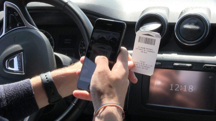 METODĂ UNICĂ ÎN ȚARĂ! Pe Aeroportul din Cluj plătești parcarea direct din mașină