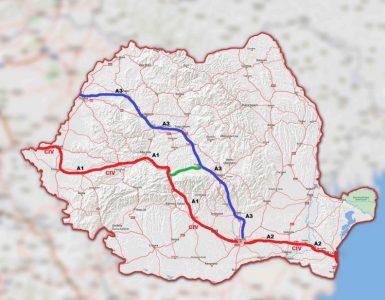18 km din Autostrada Transilvania vor fi gata la vară VIDEO