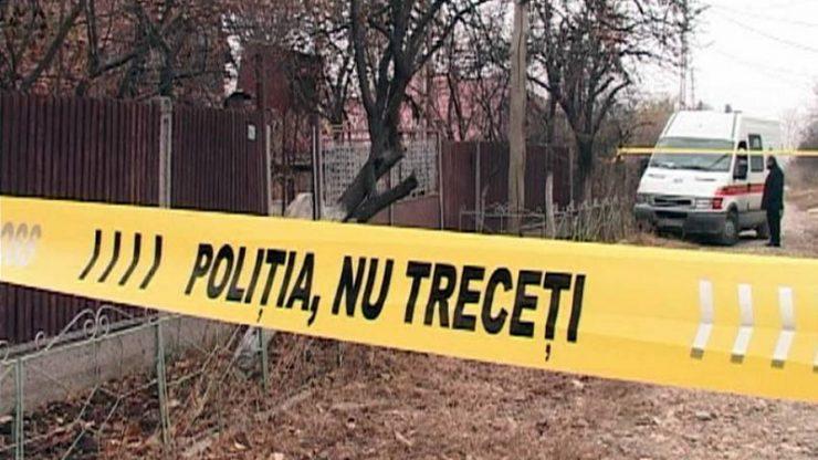 Un bărbat și-a omorât nevasta azi noapte în comuna Mihai Viteazu, Cluj