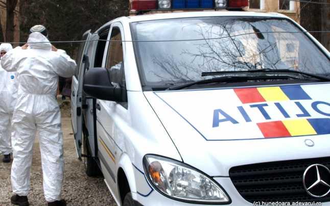 Două persoane, din comuna Chiheru de Jos, sunt cercetate pentru comiterea infracţiunii de omor calificat.