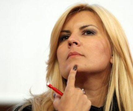 Elena Udrea a mai scapat de un dosar. FAPTA NU EXISTĂ