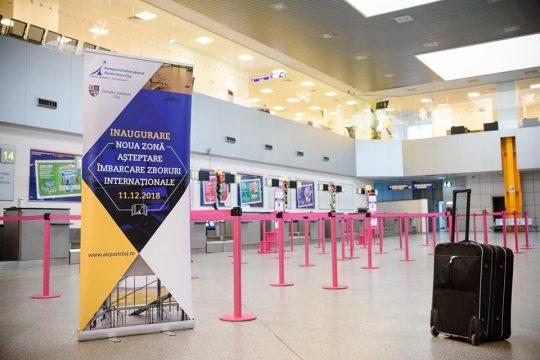 Șeful Aeroportului clujean, David Ciceo, a atribuit după bunul plac serviciul de handling, iar Consiliului Concurenței l-a amendat