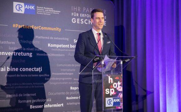 """Investitorii germani: """"Economia românească este cu spatele la zid"""""""