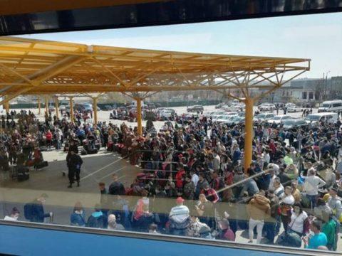 Muncitorii sezonieri din Germania suspecți de coronavirus sunt trimiși înapoi în România