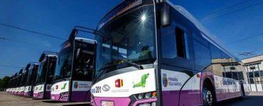 Noile modele de autobuze din Cluj, considerate cu risc de incendiu în Germania