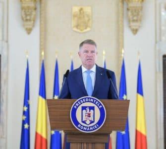 Iohannis: Este nevoie de prelungirea stării de alertă pentru ca Guvernul să ia măsurile care se impun