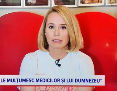 """Soțul Andreei Esca: """"Nu mai pot, așa arată Iadul"""". Pe aproape întreg parcursul interviului, Esca a plâns"""