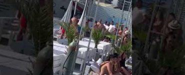 Scandal într-un club din Mamaia.