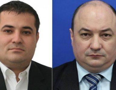NESIMȚIRE. Doi deputați PSD s-au luat la ceartă cu poliția într-o șaormerie VIDEO