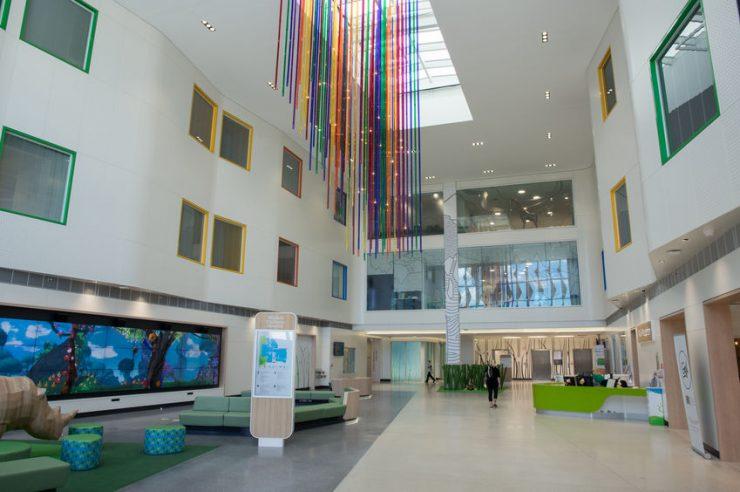 Unitatea de Primire a Urgențelor din cadrul Spitalului de Copii va fi dotată, din bani europeni, cu 258 de echipamente medicale de ultimă generație