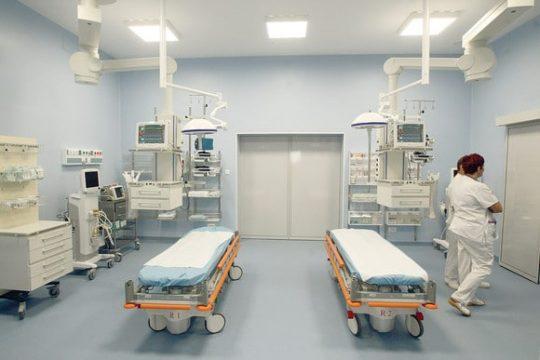 Investiții și alocări pentru sănătate la Cluj