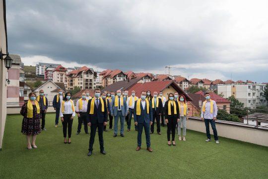 Liberalul Cosmin Maier, candidat la Primăria Comunei Baciu, vrea să o transforme într-o reală zonă metropolitană a Clujului