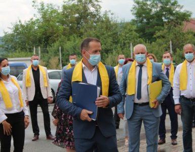 Liberalul Cosmin Maier, candidat la Primăria Baciu, are planuri mari: Vrea să înființeze o clinică medicală în localitate