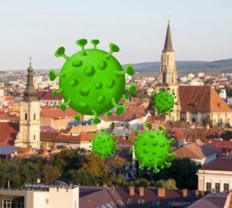 Cluj-Napoca a depășit pragul critic de 3 cazuri de Covid la mia de locuitori. Scolile vor trece în scenariul roșu