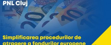 Guvernul liberal, cea mai mare rată de absorbţie a fondurilor europene de la momentul integrării în UE. Cum a folosit PNL banii europeni!