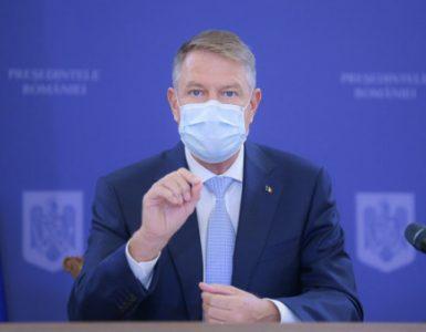 Iohannis, despre numirile politice din Mureș: Este inacceptabil să fie promovați mediocri, impostori, persoane fără calificare