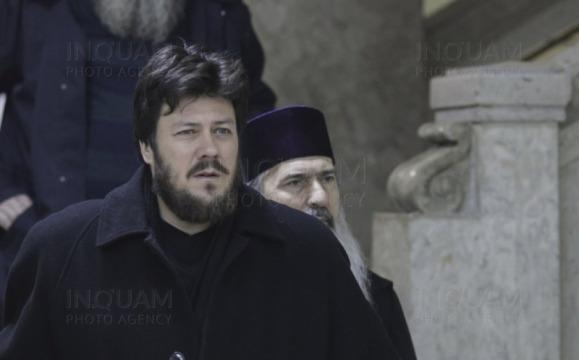 Preotul Eugen Tănăsescu