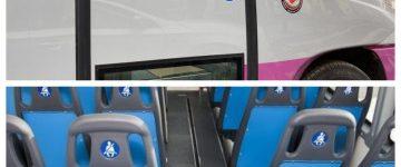 Au fost livrate primele trei microbuze școlare din lotul de zece cumpărat de Primărie si CTP